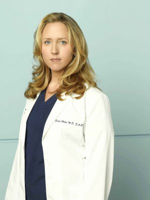 Brooke Smith interpretando a Erica Hahn