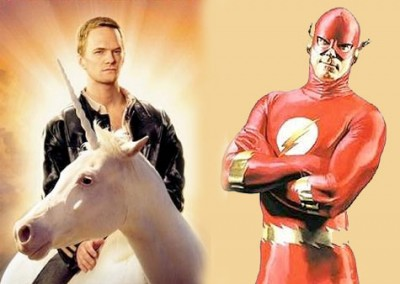 neil patrick harris flash