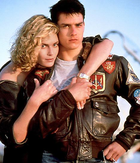 Kelly McGillis en top gun