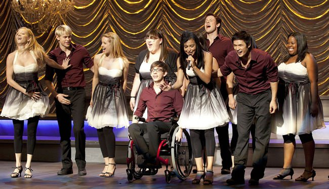 Glee Sectionals