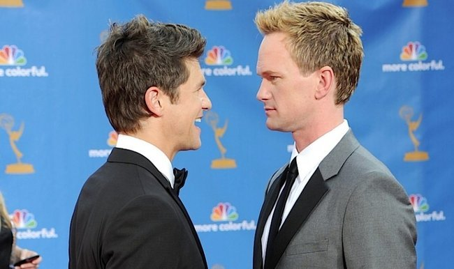 Neil Patrick Harris y David Burtka