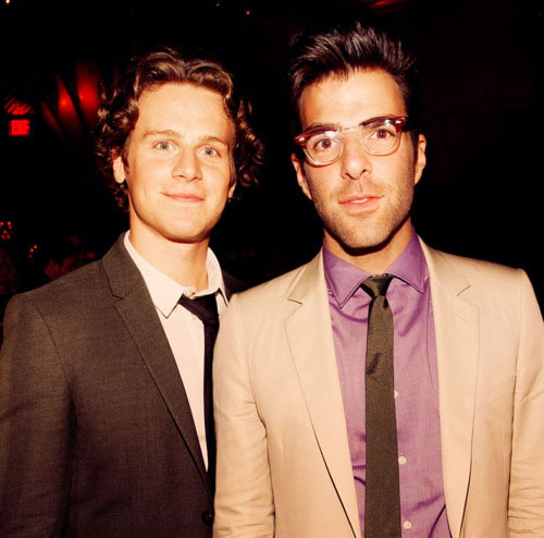 zachary quinto y jonathan groff