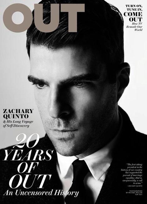 Out Zachary Quinto