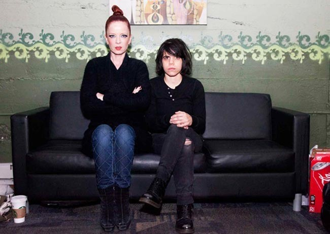 garbage y screaming females