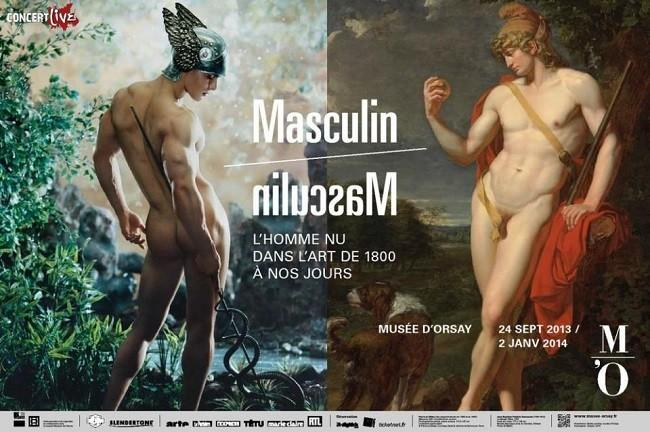 Masculin Museo d'Orsay