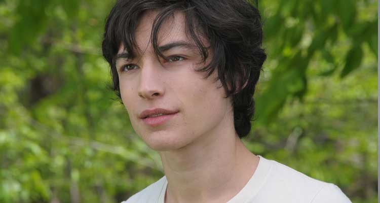 Ezra Miller The Flash