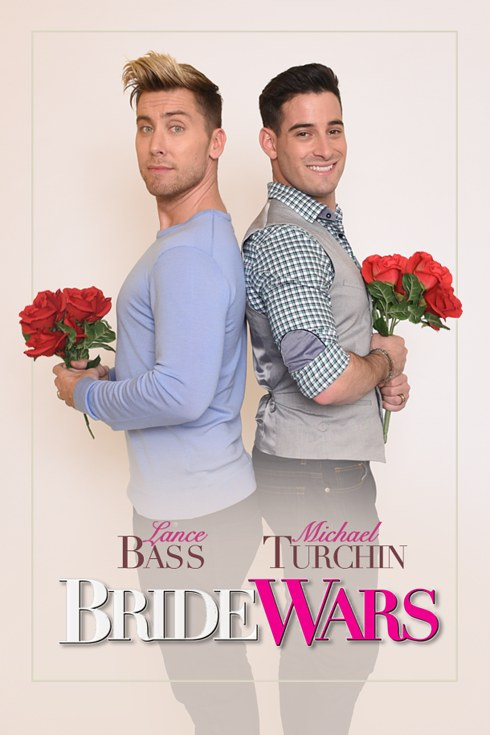 Lance Bass y Michael Turchin