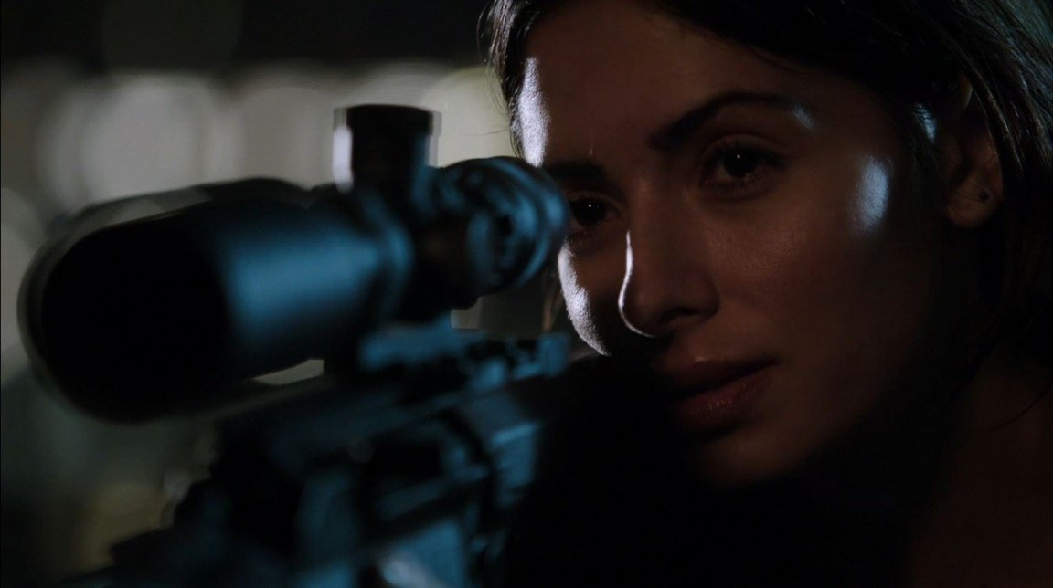 Sarah Shahi Person of Interest