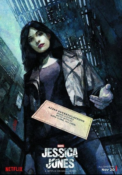 Jessica Jones cartel
