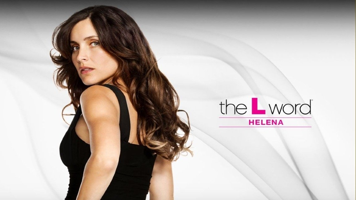 helena peabody The L word