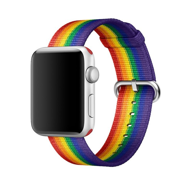 Apple Watch Edición Orgullo
