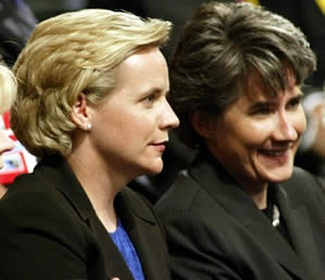 mary cheney y heather
