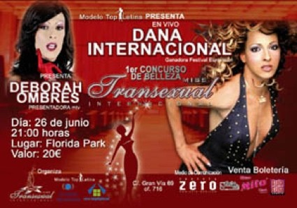 Miss Transexual 2007