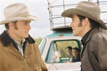 Fotograma de 'Brokeback Mountain'