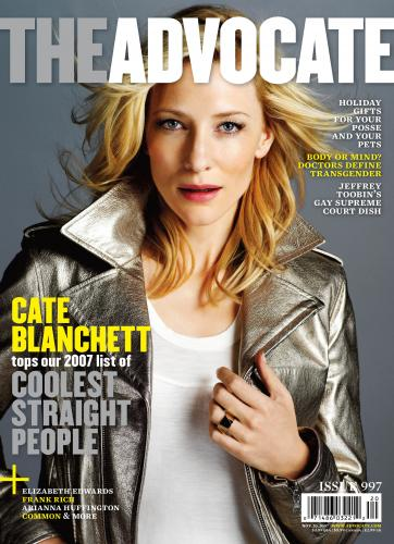 Cate Blanchet en the advocate