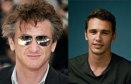 sean penn y james franco