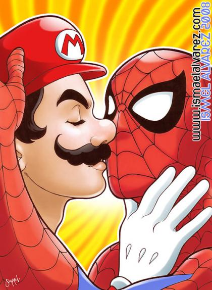 mario_spiderman_gay