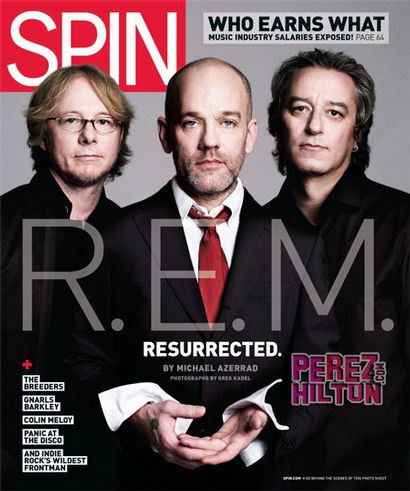 spin michael stipe