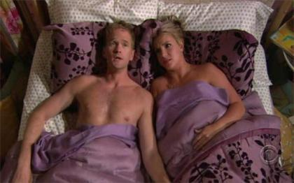 Neil Patrick Harris y Britney Spears