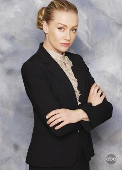 portia de rossi en better of ted