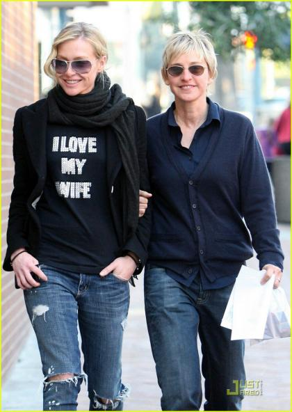 Portia de Rossi: 'I Love My Wife'