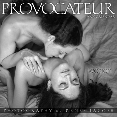 Provocateur Woman Calendar 2009