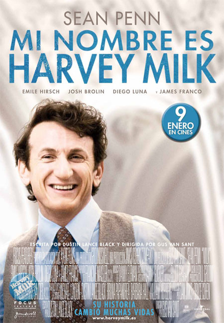mi nimbre es harvey milk
