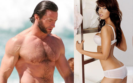 megan fox hugh jackman