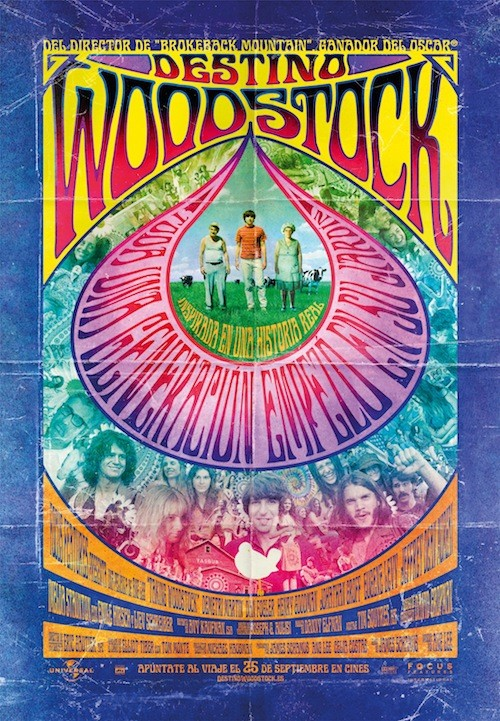 cartel Destino: Woodstoock