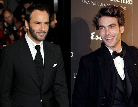 Tom Ford y Jon Kortajarena