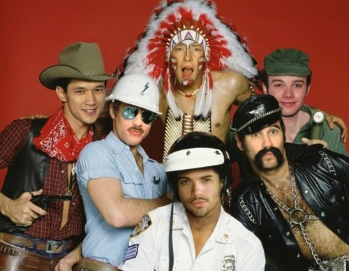 Glee Village People