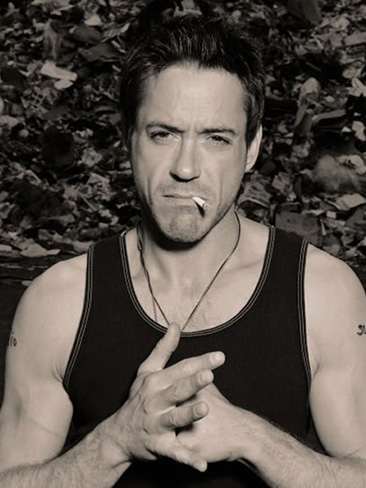 Los Vengadores Robert Downey Jr