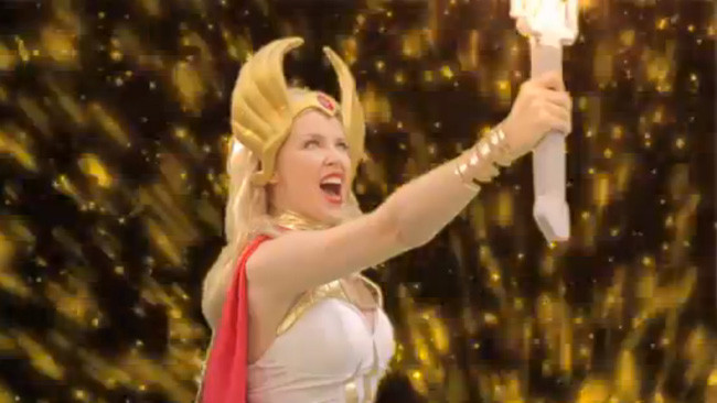 Kylie Minogue She-Ra