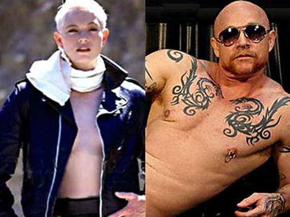 buck angel, antes y después