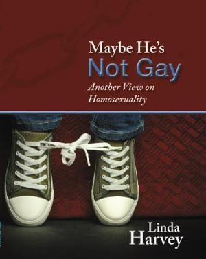 Linda Harvey Maybe He's Not Gay: Another View on Homosexuality