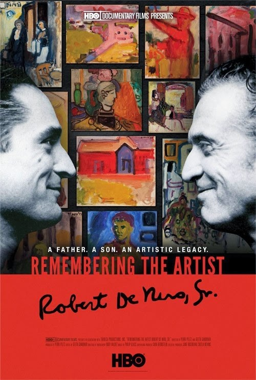 Remembering the Artist Robert De Niro Sr
