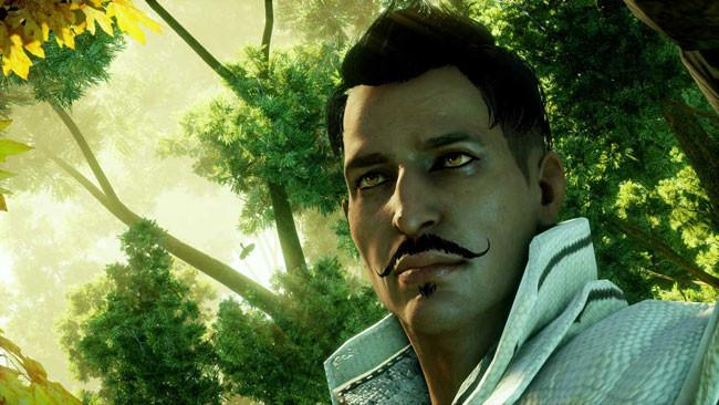 Dorian de 'Dragon Age: Inquisition'