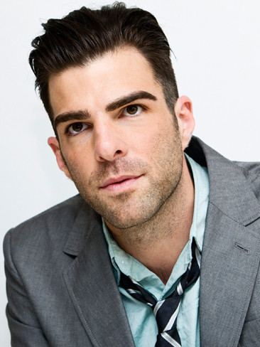 Zachary Quinto Michael