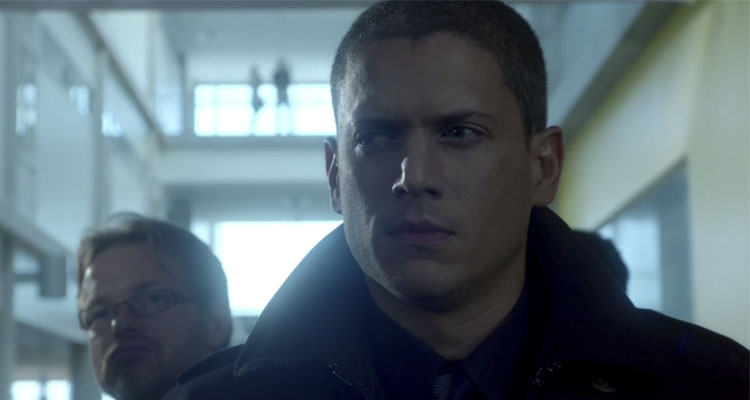 Wentworth Miller Flash