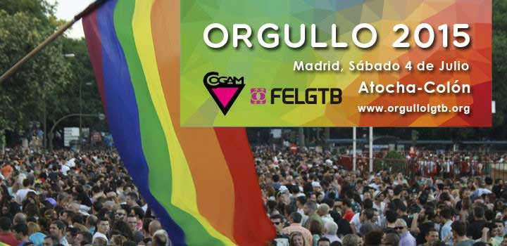 Orgullo Gay 2015