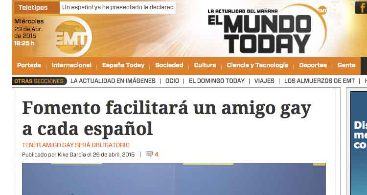 El Mundo Today