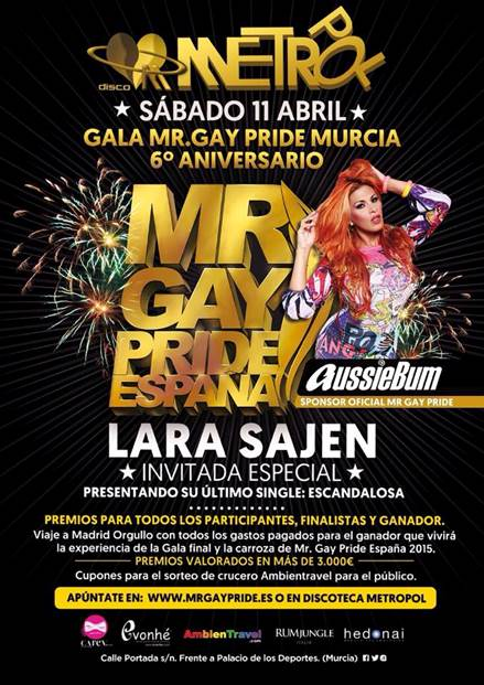 Mr. Gay España