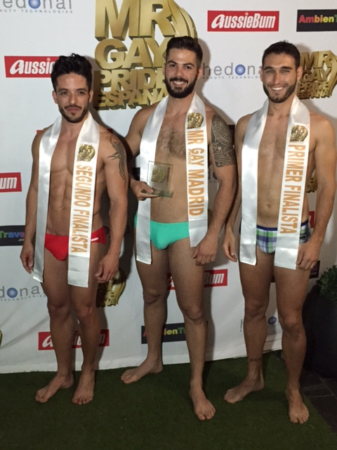 Mr Gay Madrid