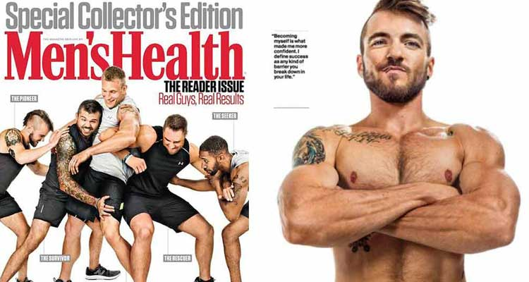 Aydian Dowling Men's Health