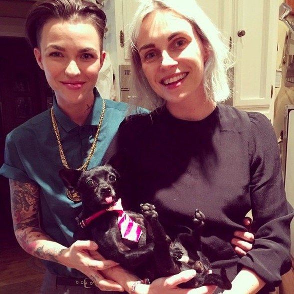 Ruby Rose Phoebe Dahl 2
