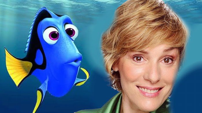 anabel alonso hará de Dory