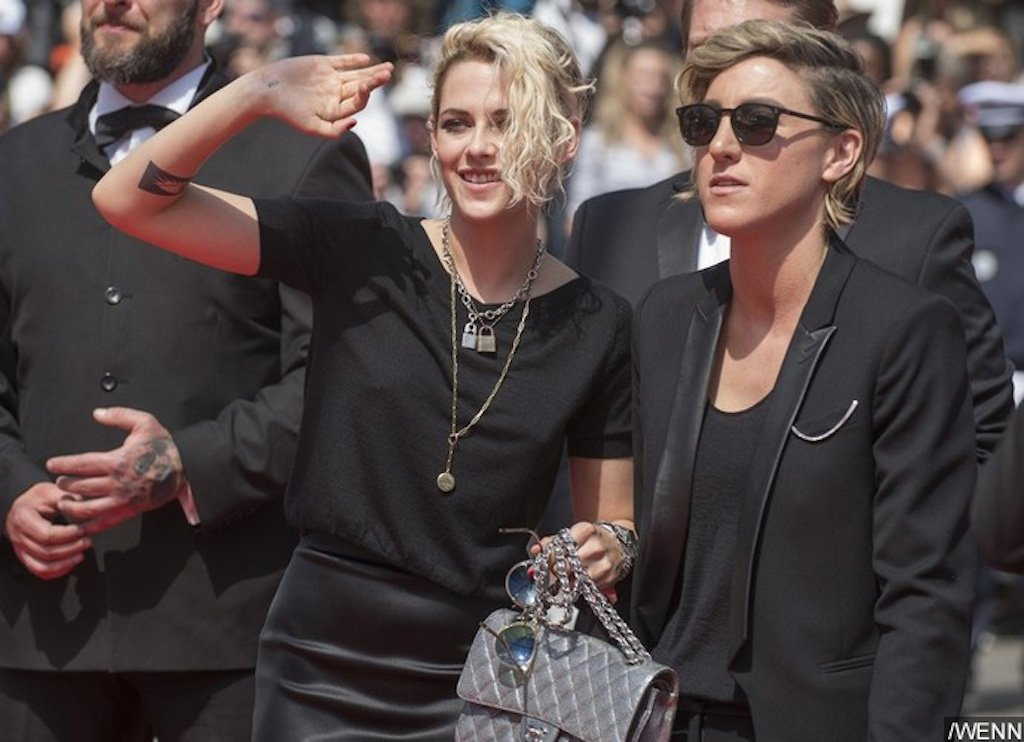69th Cannes Film Festival - 'American Honey' - Premiere Featuring: Kristen Stewart Where: Cannes, France When: 15 May 2016 Credit: WENN.com