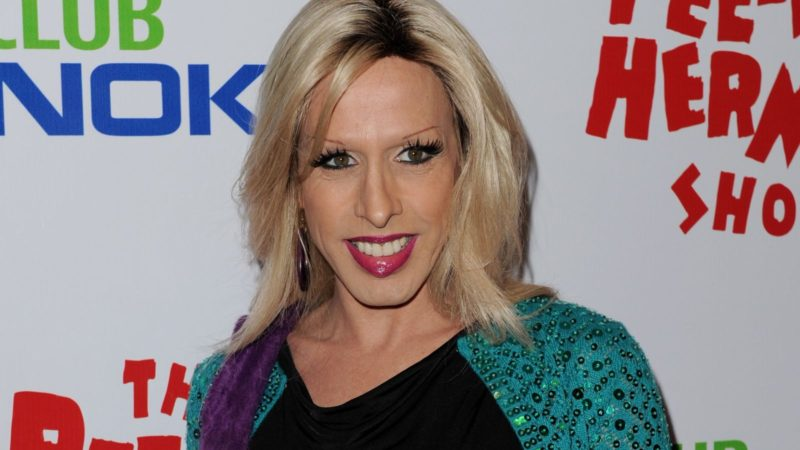video sexual de Alexis Arquette