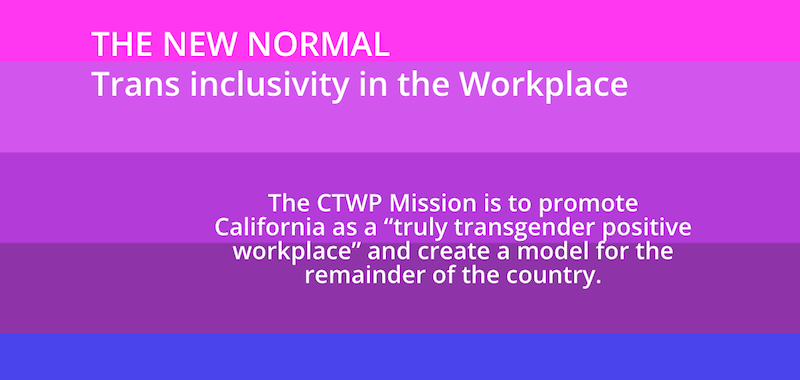 California Trans Workplace Project​​