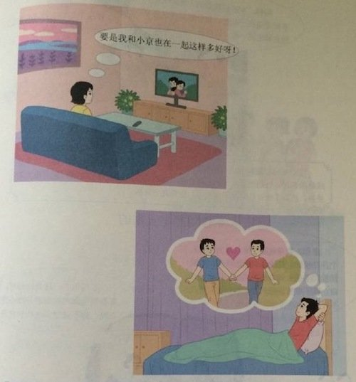 libros de educacion sexual china